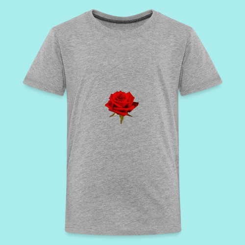 Rose For My Sweet - Kids' Premium T-Shirt