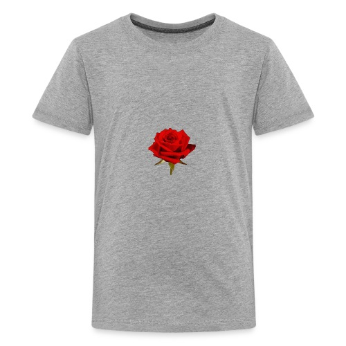 Rose For My Sweet - Kids' Premium T-Shirt