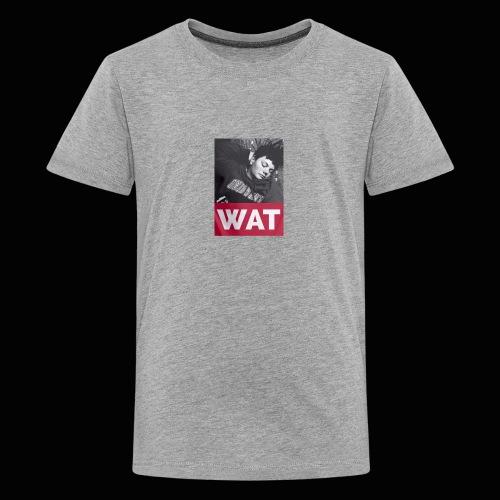 WAT - Kids' Premium T-Shirt