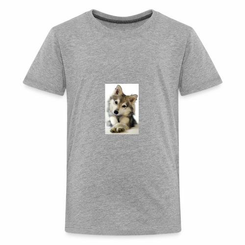 cute dog1 - Kids' Premium T-Shirt