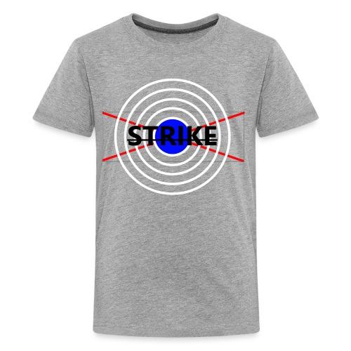 X-FLAT T-Shirt Design - Kids' Premium T-Shirt