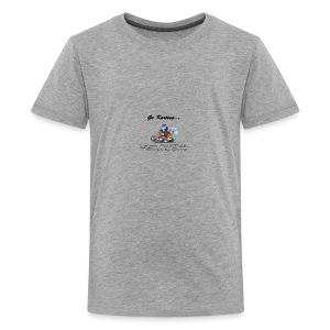 gokarting - Kids' Premium T-Shirt