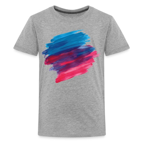 paint brush - Kids' Premium T-Shirt