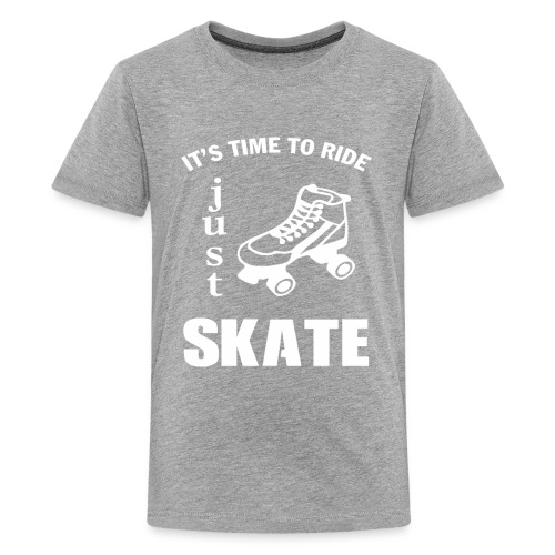 Limited Edition - TIME TO RIDE - Kids' Premium T-Shirt