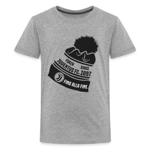 Juventus headgear - Kids' Premium T-Shirt