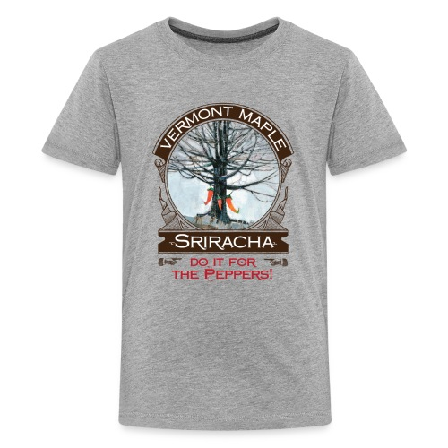 Vermont Maple Sriracha - Kids' Premium T-Shirt