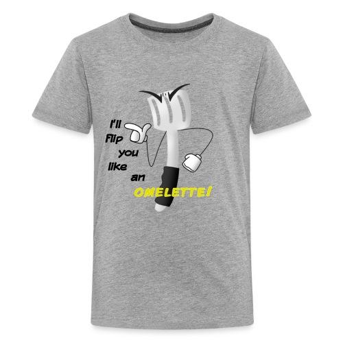 Omelette - Kids' Premium T-Shirt