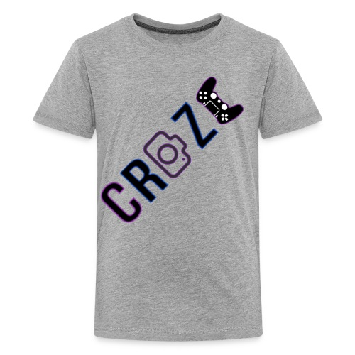 Craze 2018 logo - Kids' Premium T-Shirt