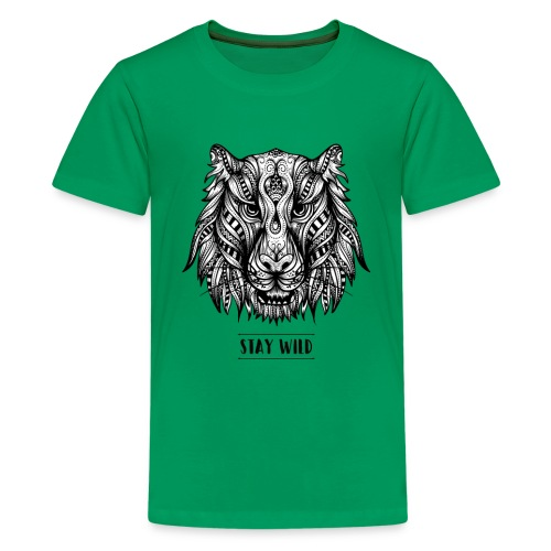 Stay Wild - Kids' Premium T-Shirt