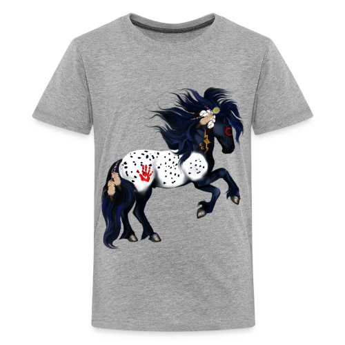 Appaloosa War Pony - Kids' Premium T-Shirt