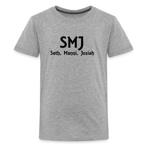 SMJ Shirt - Kids' Premium T-Shirt