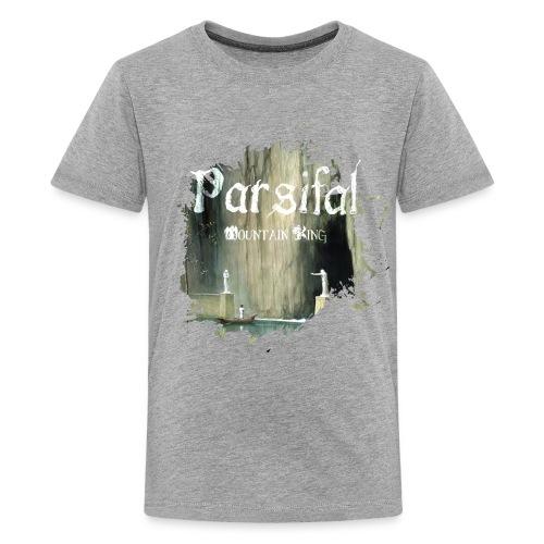 Parsifal - Mountain King - Kids' Premium T-Shirt