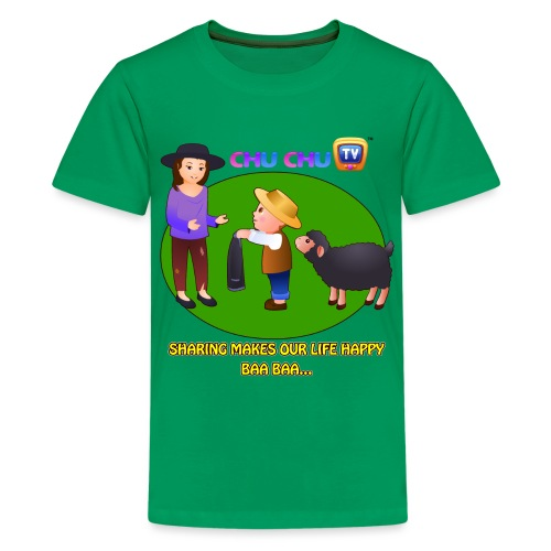 Motivational Slogan 1 - Kids' Premium T-Shirt