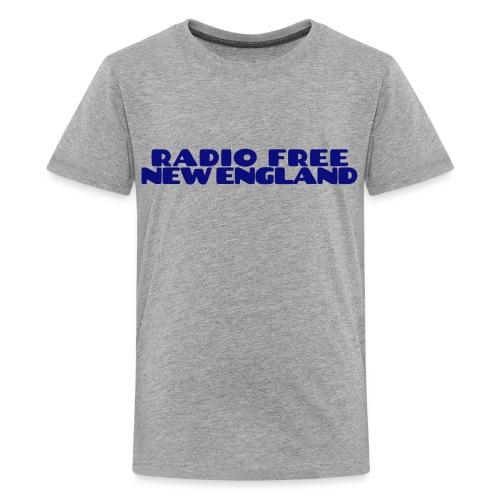 RFNE Spread Blue - Kids' Premium T-Shirt