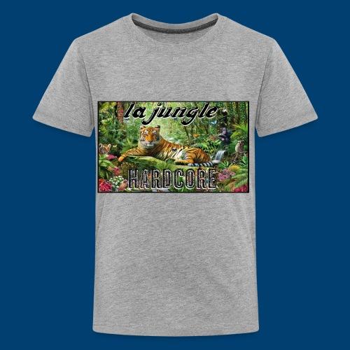 lajunglehardcore - Kids' Premium T-Shirt