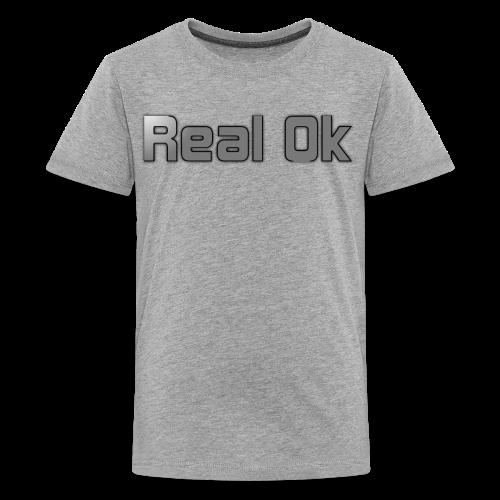 Real Ok version 2 - Kids' Premium T-Shirt