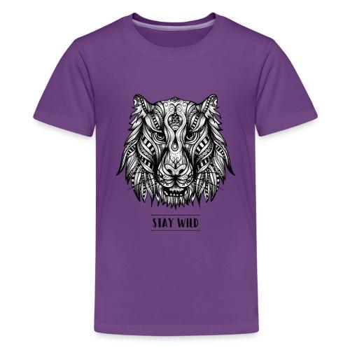 Stay Wild - Kids' Premium T-Shirt