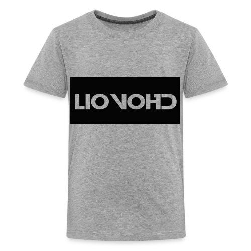 LiovoHD White - Kids' Premium T-Shirt