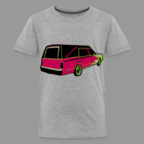 Hearse - Kids' Premium T-Shirt