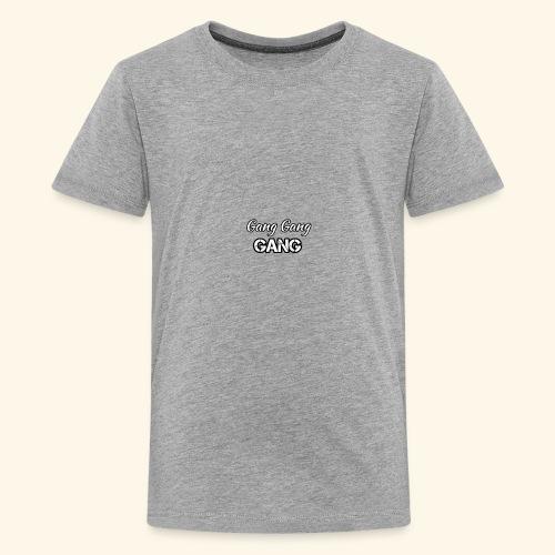 GANG GANG GANG - Kids' Premium T-Shirt
