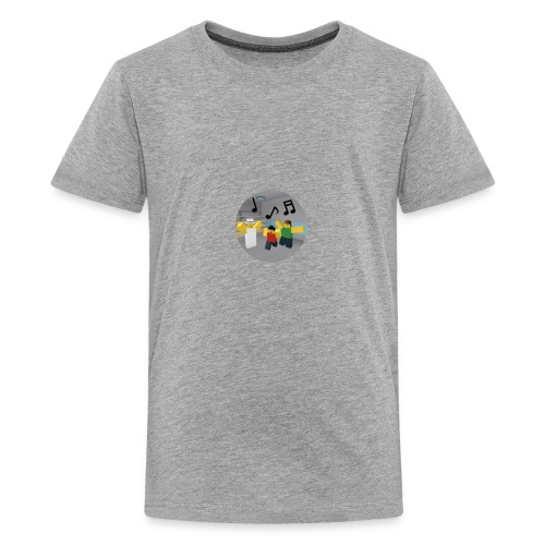 Roblox Music - Kids' Premium T-Shirt