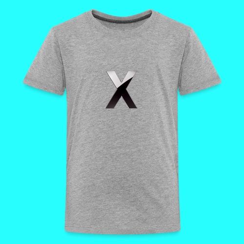 XumzyLOGO - Kids' Premium T-Shirt