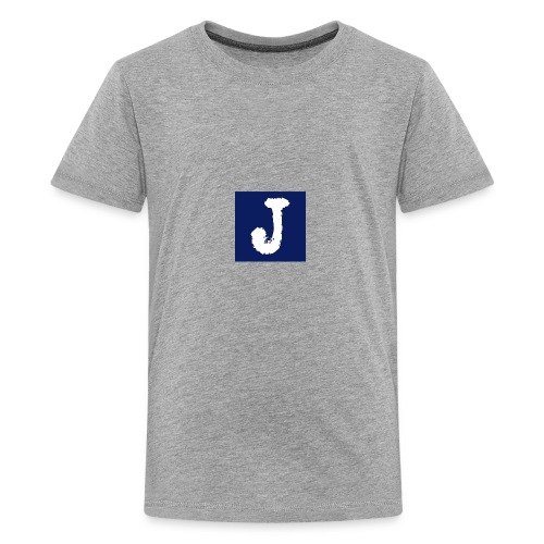 j logo big - Kids' Premium T-Shirt