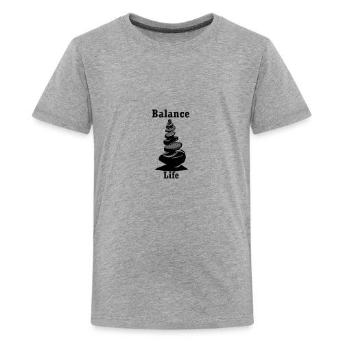 Balance Life - Kids' Premium T-Shirt
