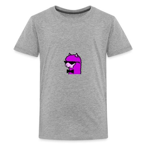 Cool Alpaca - Kids' Premium T-Shirt