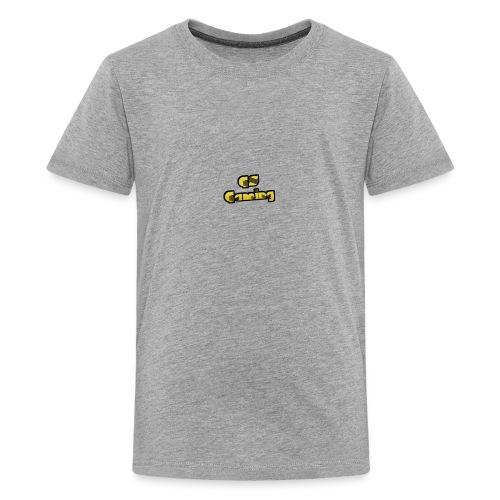 GS Gaming Logo - Kids' Premium T-Shirt