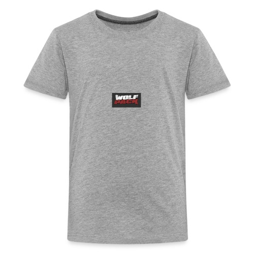 we are the wolfpack - Kids' Premium T-Shirt