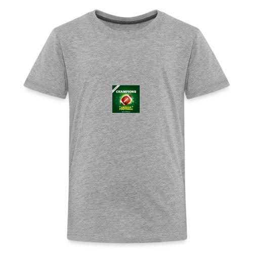 American Football ball - Kids' Premium T-Shirt
