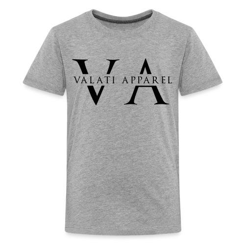 VA Strikethrough - Kids' Premium T-Shirt