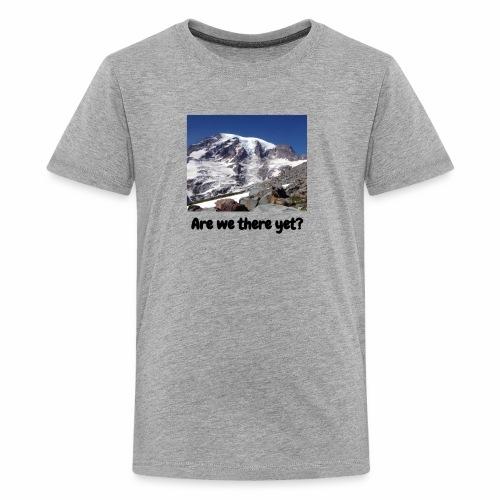 PhotoBomb Chipmunk Funny Tee - Kids' Premium T-Shirt