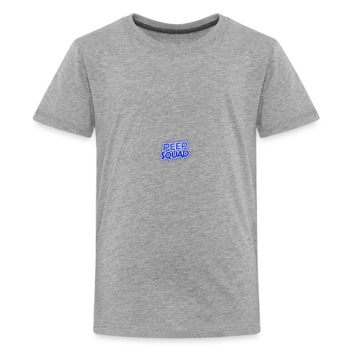 Peep Squad Logo - Kids' Premium T-Shirt