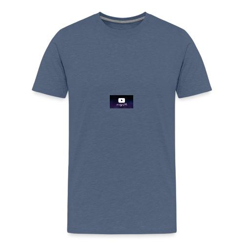 my life is youtube poster - Kids' Premium T-Shirt