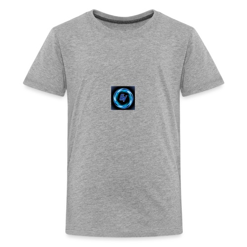 MY YOUTUBE LOGO 3 - Kids' Premium T-Shirt