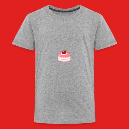 Cherry cake - Kids' Premium T-Shirt