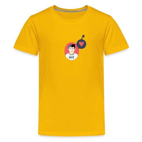 the OSTonian - Kids' Premium T-Shirt