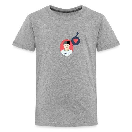 the OSTonian - Kids' Premium T-Shirt