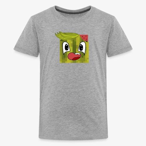 rangerone07 cartoon head - Kids' Premium T-Shirt