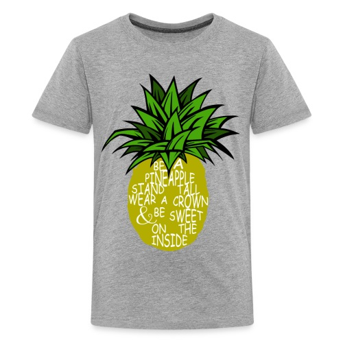 PineappleVer2 - Kids' Premium T-Shirt