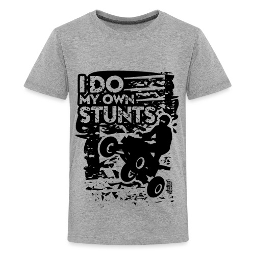 ATV Quad My Own Stunts - Kids' Premium T-Shirt