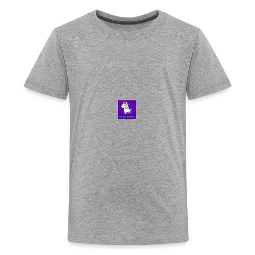 I BELIEVE IN MYSELF - Kids' Premium T-Shirt