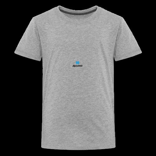 THIS IS THE LIMITED EDDITION SQUADDDDD SHIRT - Kids' Premium T-Shirt