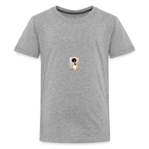 beauty, love natural - Kids' Premium T-Shirt
