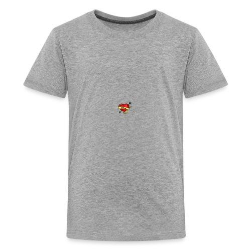 i love mom - Kids' Premium T-Shirt