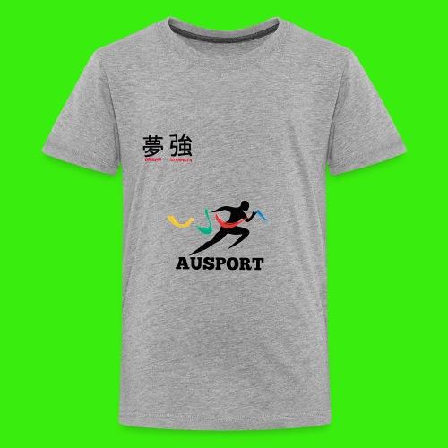 Dream and Strength - Kids' Premium T-Shirt