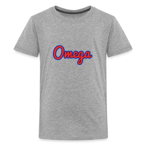 Omega Youth - Kids' Premium T-Shirt
