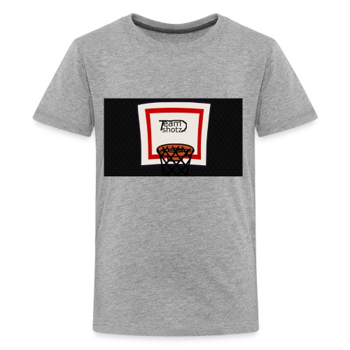 team shotzz - Kids' Premium T-Shirt